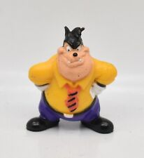 "Disney Goof Troop Pete Loose 2"" PVC Figure Kellogg's"