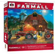 McCormick-Farmall The Rematch 1000 Piece Puzzle