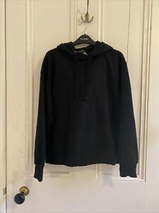 BNWT Women's Zara Black Hoodie Size S