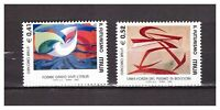 S23893) Italy MNH 2003 Futurismo Art Paintings 2v