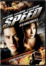 NEW DVD // SPEED - Keanu Reeves, Dennis Hopper, Sandra Bullock, Jeff Daniels
