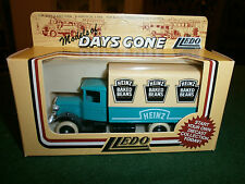 Lledo Days Gone Mack Canvas Back Truck with Heinz Baked Beans decals