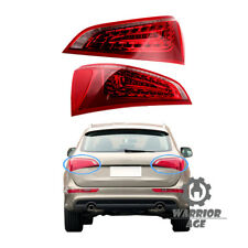 x2 New L&R Rear LH Tail Light Taillight LED Lamp Assembly For 09-15 AUDI Q5 8R