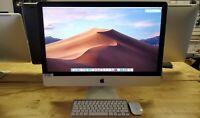 """Apple iMac 27"""" 2013 A1419 i5-4670 3.4GHz 16GB 1TB SATA Disk GTX 775M 2GB"""