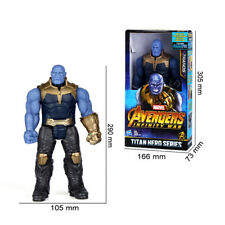 Avengers Alliance Infinite War 3 Hero Thanos Action Figures Toy For Collection