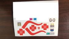 Transformers G1 Minerva Sticker Sheet Repro