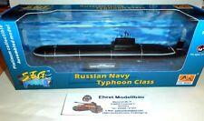 russian U-Boot Typhoon Class finished  1:700 easy Model Fertigmodel 37325 Neu