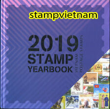 Viet Nam Stamps Post Yearbook 2019