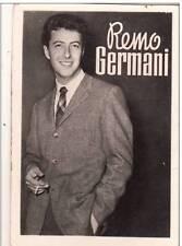 B36505 Acteurs Actors Remo Germani 9x6 cm