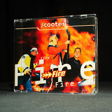 Scooter - Fire - music cd EP