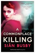 A Commonplace Killing, Sian Busby, Very Good