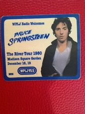 bruce springsteen sticker