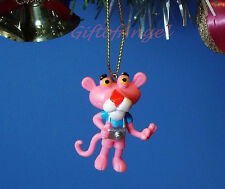 Decoration Ornament Home Party Christmas Tree Decor Pink Panther Cartoon *N1