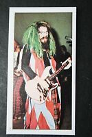 Roy Wood   Wizard   1970's Pop Star Card   VGC