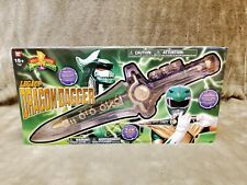 Never Opened Mighty Morphin Power Rangers Legacy Dragon Dagger 12 inch Sword