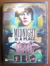 MIDNIGHT IS A PLACE: COMPLETE SERIES (2-Disc, 13 Episode DVD Set) BRAND NEW!!!