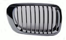 Rene griglia radiatore ANTERIORE DX NERO / CHROM BMW 3 E46 99-03 CABRIO / COUPE