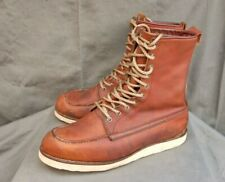 Men's RED WING Irish Setter 877 Boots Sz-10.5E Made in USA