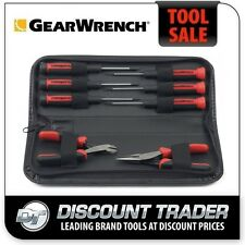 GearWrench 8 Piece Mini Screwdriver and Pliers Set 80058