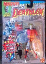 ToyBiz Marvel Universe Comic Book Heroes Action Figures