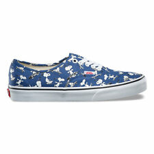 NEW Vans x Peanuts Snoopy Skating Blends Navy Authentic Low Supreme sz 11.5