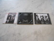 Darkthrone / Mayhem - The True Legends In Black SPLIT CD NEW+++NEU+++