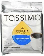 New listing Tassimo Gevalia Signature Blend Coffee T Discs 16 Count
