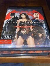 Batman v Superman: Dawn of Justice(4K Ultra HD + Blu-ray + Digital HD)