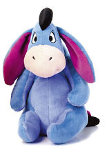 "NEW 12"" DISNEY STANDARD EEYORE PLUSH SOFT TOY FRIEND OF WINNIE THE POOH"