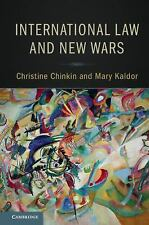 International Law and New Wars: By Chinkin, Christine Kaldor, Mary