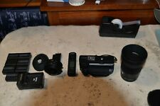 SONY ALPHA A6000 ACCESSORIES KIT LENS AND POWER GRIP MUCH MORE