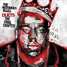 FREE US SHIP. on ANY 2 CDs! NEW CD Notorious Big: Duets: Final Chapter (Clean) C