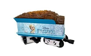 Lionel FROZEN 712051 Ready to Play Train Set Add On Wood Tender Car Replacement
