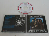 Television ‎– - Marquee Moon / Elektra ‎– 1098-2 CD