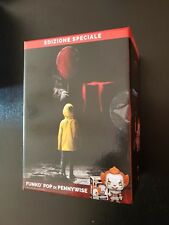 IT blu ray + Funko Pop Pennywise Edizione Speciale LIMITED STEPHEN KING