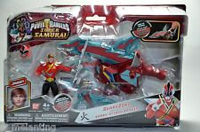 20cm SharkZord Red Power Rangers Super Samurai | Action Figure Toy