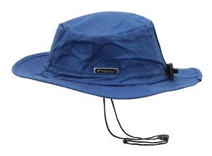 "Frogg Toggs ® Breathable Waterproof ""Royal Blue"" Rain Gear & Fishing Bucket Hat"