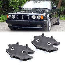 2x Front Right or Left Slider Bracket for Bumper Cover For BMW E34 540i 530i525i