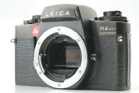 【Exc+++++】 Leitz Leica R4 MOT electronic SLR black camera body From JAPAN #1528