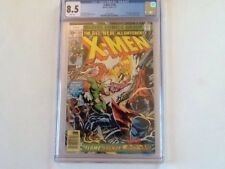 The X-Men v1 #105 Marvel 1977 Cgc 8.5 Dave Cockrum Firelord Misty Knight Phoenix