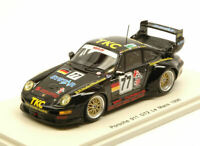 Model Car Scale 1:43 Spark Model Porsche 911 GT2 diecast vehicles road