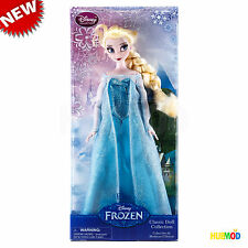 "Disney Collection Exclusive Frozen Princess Elsa 12"" Classic Doll NEW"