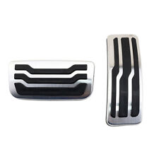 Accessory For Ford Ranger Everest 2015-2019 No Drill Gas Fuel Brake Pedal Cover