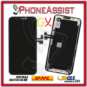 DISPLAY SCHERMO PER Apple iPhone 11 PRO SOFT OLED TOUCH SCREEN FRAME LCD GX