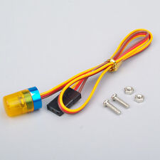 9x15mm 360° Rotation LED Flash Light Project Lights for 1:10 RC Car AX-511Y