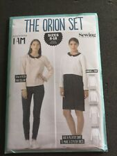 The Orion Set Simply Sewing Pattern Uncut sizes 8-18