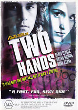 TWO HANDS Heath Ledger DVD R4 - PAL - New