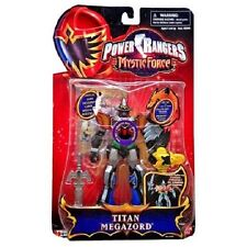"Power Rangers Mystic Force Mystic Titan Megazord New 5"" Factory Sealed Light UP"