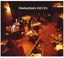 Manassas - Pieces - Manassas CD 9CVG The Cheap Fast Free Post The Cheap Fast