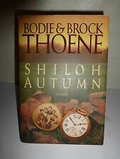 Shiloh Autumn Bodie & Brock Thoene HC/DJ 1st Edition B71